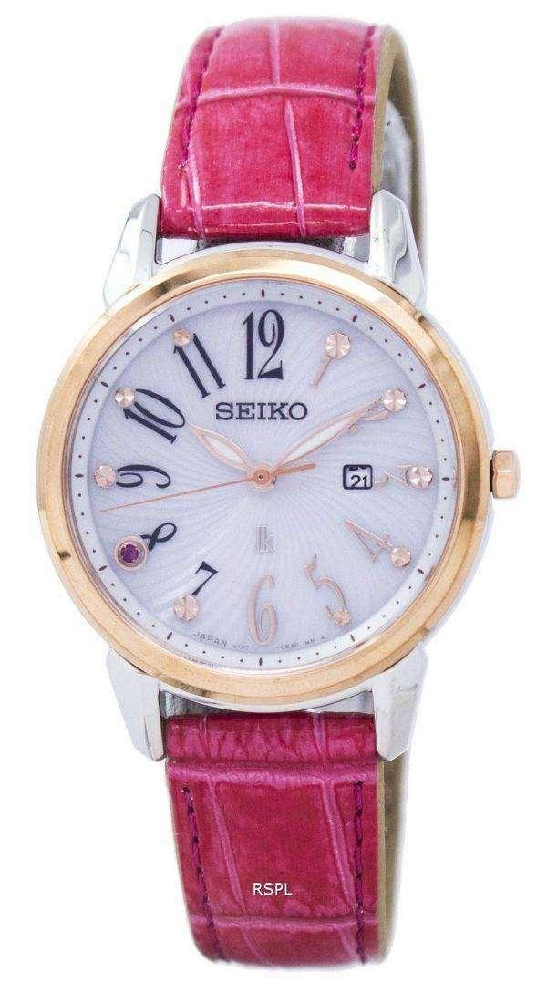 Seiko Lukia Solar Japan Made SUT306 SUT306J1 SUT306J Women's Watch