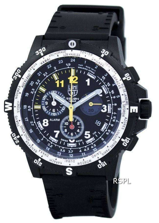 Luminox Recon Team Leader Chronograph 8840 Series Quartz XL.8842.MI.SET Men's Watch