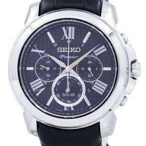 Seiko Premier Solar Chronograph SSC597P2 Men's Watch