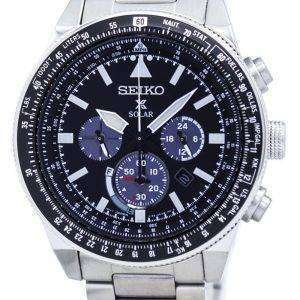 Seiko Prospex Solar Chronograph SSC607 SSC607P1 SSC607P Men's Watch