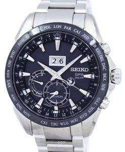 Seiko Astron Solar GPS Perpetual Calendar SSE149 SSE149J1 SSE149J Men's Watch