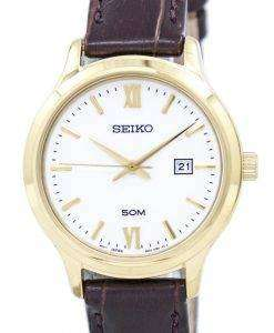 Seiko Classic Quartz SUR702 SUR702P1 SUR702P Women's Watch