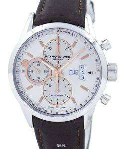 Raymond Weil Geneve Freelancer Chronograph Automatic 7730-STC-65025 Men's Watch