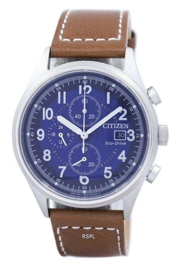 Citizen Chandler Eco-Drive Chronograph CA0621-05L Men's Watch