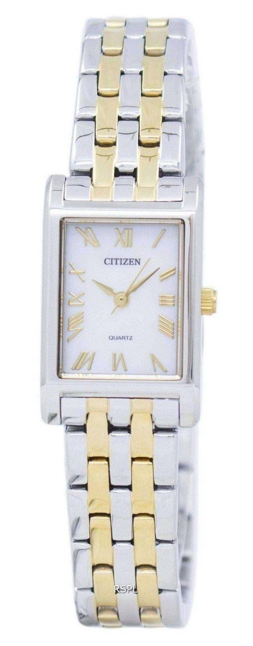 Citizen Analog Quartz EJ6124-53D Women's Watch