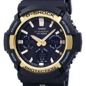 Casio G-Shock Tough Solar Shock Resistant Alarm GAS-100G-1A Men's Watch