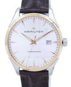 Hamilton Jazzmaster Quartz H32441551 Men's Watch