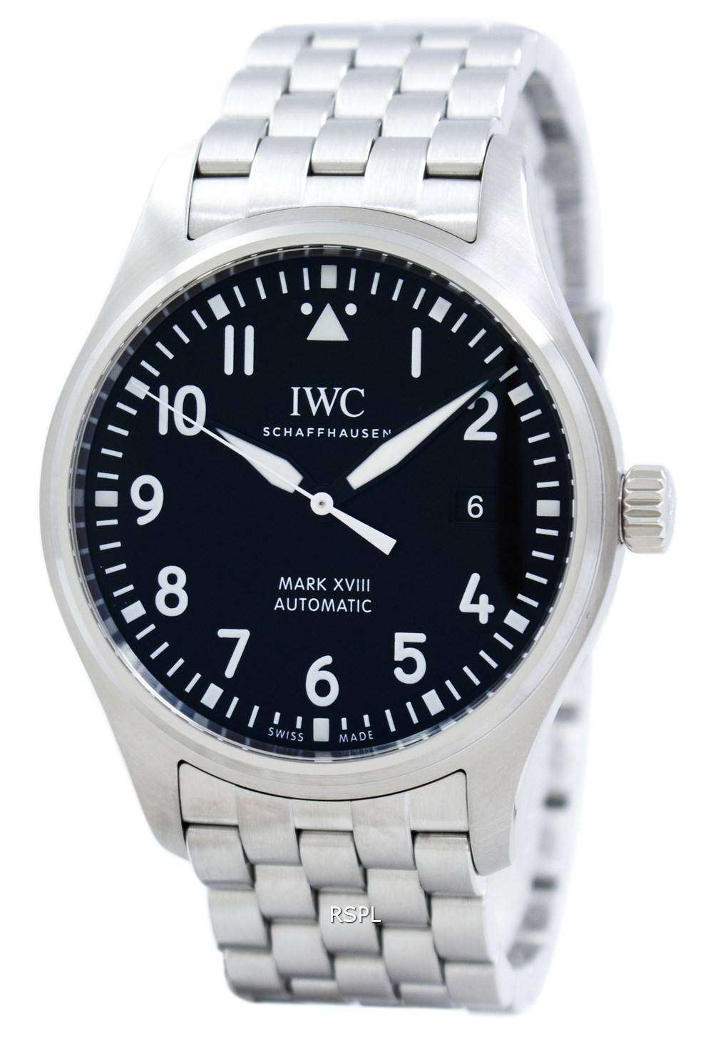 IWC Pilot's Mark XVIII Automatic IW327011 Men's Watch
