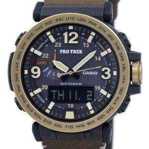 Casio Protrek Tough Solar Neobrite Alarm PRG-600YL-5 Men's Watch