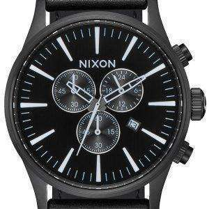 Nixon Sentry Chrono Quartz A405-756-00 Men's Watch
