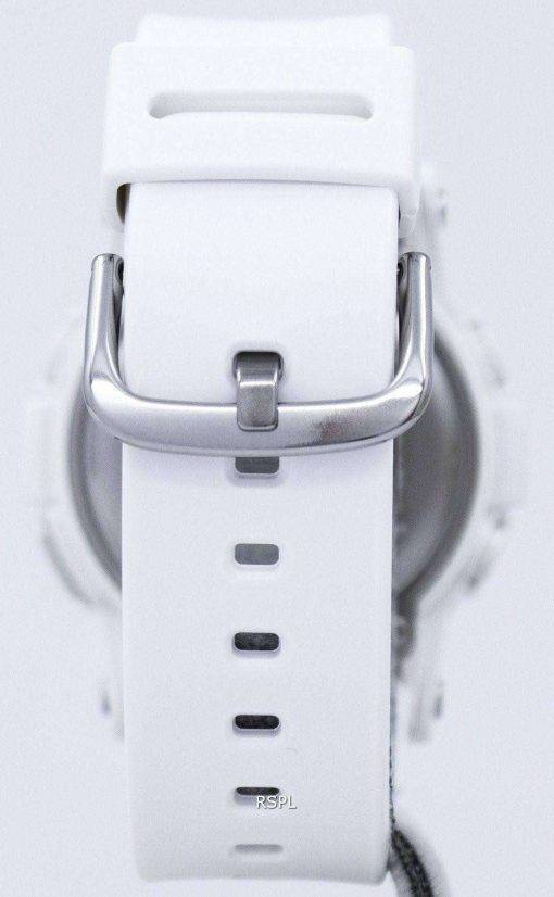 Casio Baby-G Shock Resistant Tide Graph Analog Digital BGA-180BE-7B Women's Watch
