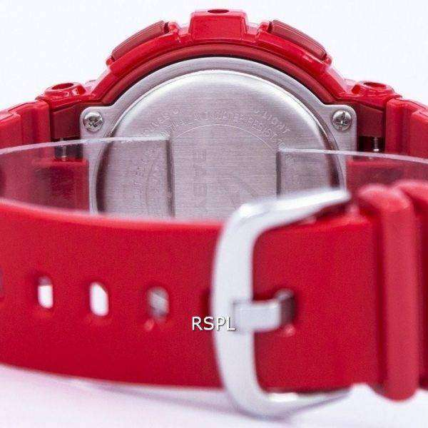 baby g shock resistant watch instructions
