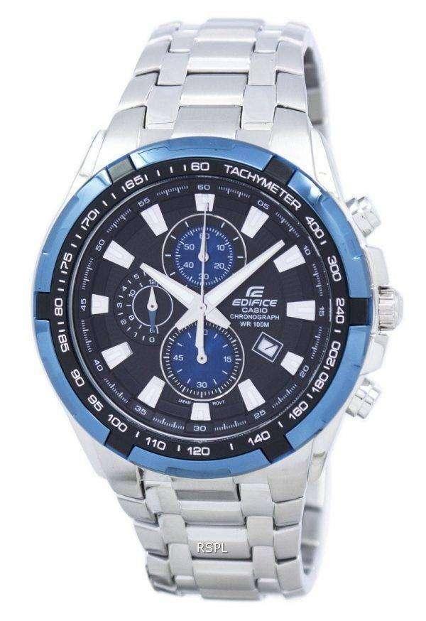 Casio Edifice Chronograph Tachymeter EF-539D-1A2 Men's Watch