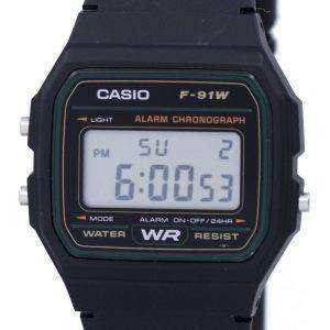 Casio Classic Sports Chronograph Alarm F-91W-3SDG F-91W-3 Men's Watch