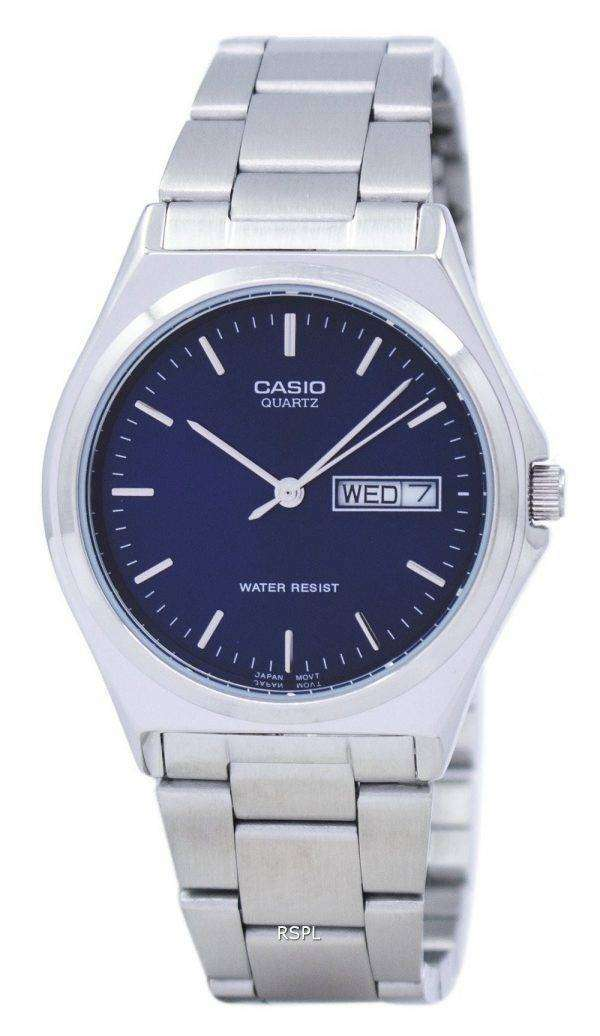 Casio Quartz Analog MTP-1240D-2A Men's Watch