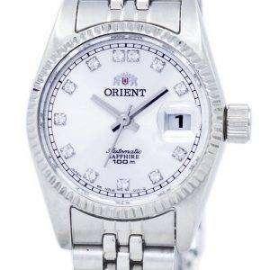 Orient Automatic Diamond Accent SNR16003W Women's Watch