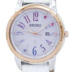 Seiko Lukia Solar Limited Edition SUT304 SUT304J1 SUT304J Women's Watch