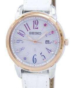 Seiko Lukia Solar Limited Edition SUT304 SUT304J1 SUT304J Women's Watch