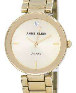 Anne Klein Quartz 1362CHGB Women's Watch