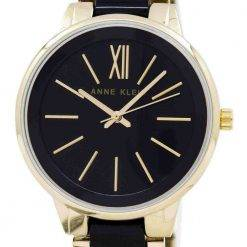 Anne Klein Quartz 1412BKGB Women's Watch