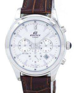 Casio Edifice Chronograph EFR-517L-7AV EFR-517L-7A Mens Watch