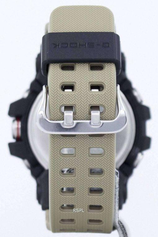 Casio G-Shock Mudmaster Analog Digital Twin Sensor GG-1000-1A5 Mens Watch