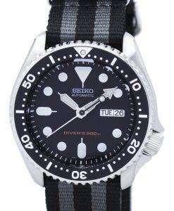 Seiko Automatic Diver's 200M NATO Strap SKX007K1-NATO1 Men's Watch