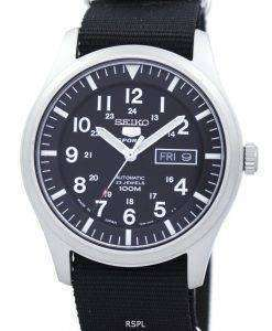 Seiko 5 Sports Automatic Japan Made NATO Strap SNZG15J1-NATO4 Men's Watch