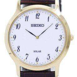 Seiko Solar SUP860 SUP860P1 SUP860P Men's Watch