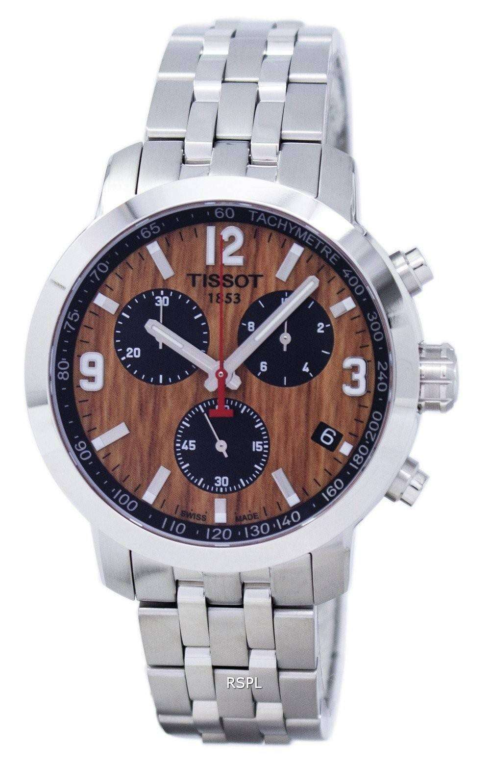 Tissot T-Sport PRC 200 Basketball Chronograph T055.417.11.297.01 Men's Watch