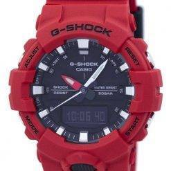 Casio G-Shock Shock Resistant Analog Digital GA-800-4ADR GA800-4ADR Men's Watch