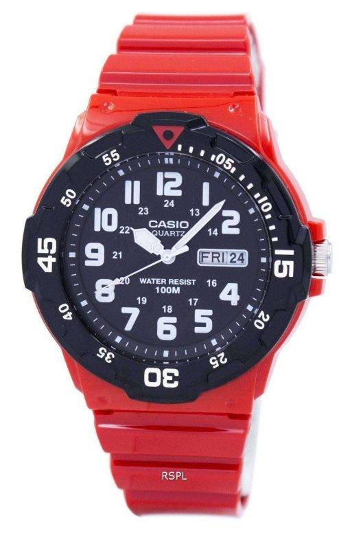 Casio Analog Quartz MRW-200HC-4BVDF MRW200HC-4BVDF Men's Watch