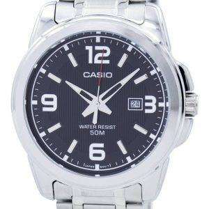 Casio Enticer Analog Quartz MTP-1314D-1AVDF MTP1314D-1AVDF Men's Watch