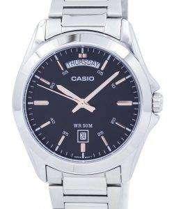 Casio Analog Quartz MTP-1370D-1A2V MTP1370D-1A2V Men's Watch
