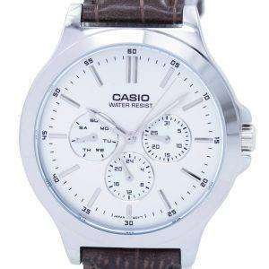 Casio Enticer Analog Quartz MTP-V300L-7AUDF MTPV300L-7AUDF Men's Watch