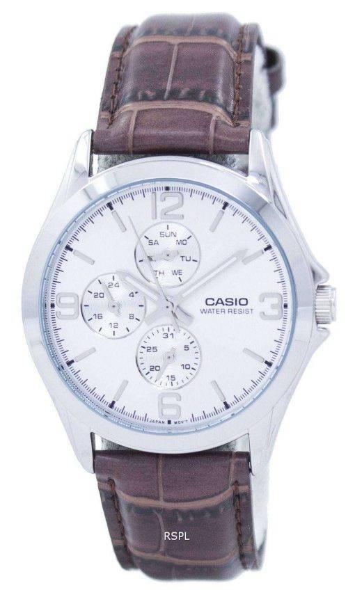 Casio Analog Quartz MTP-V301L-7AUDF MTPV301L-7AUDF Men's Watch