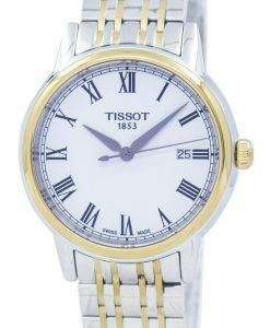 Tissot T-Classic Carson Quartz T085.410.22.013.00 T0854102201300 Men's Watch