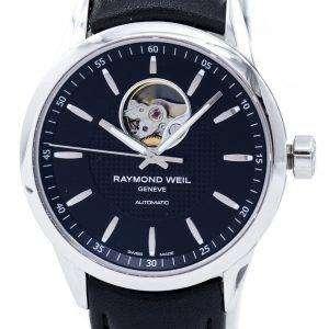 Raymond Weil Freelancer Open Balance Wheel Automatic 2710-STC-20021 Men's Watch