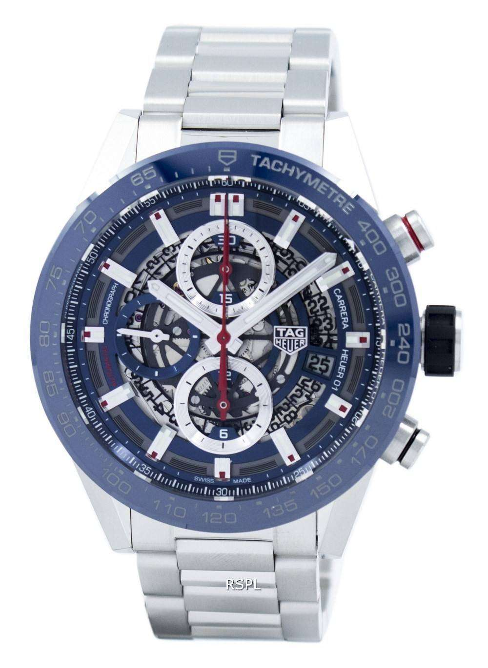 Tag Heuer Carrera Chronograph Automatic CAR201T.BA0766 Men's Watch