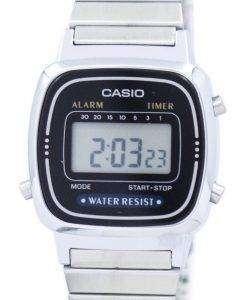 Casio Vintage Alarm Digital LA670WD-1 Women's Watch