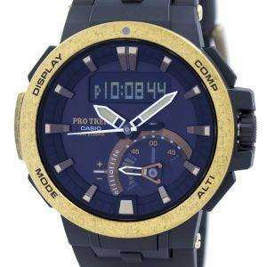 Casio ProTrek Triple Sensor Radio Controlled Tough Solar PRW-7000V-1 PRW7000V-1 Men's Watch