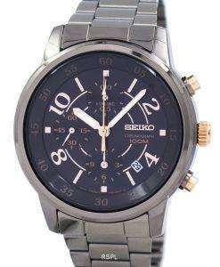 Seiko Chronograph Quartz SNDW83 SNDW83P1 SNDW83P Women's Watch