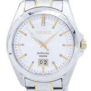 Seiko Analog Quartz SUR011 SUR011P1 SUR011P Men's Watch