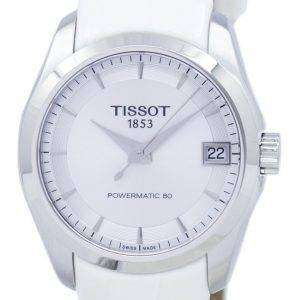 Tissot T-Classic Couturier Lady Powermatic 80 T035.207.16.031.00 T0352071603100 Women's Watch