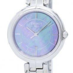 Tissot T-Lady Flamingo Quartz T094.210.11.121.00 T0942101112100 Women's Watch