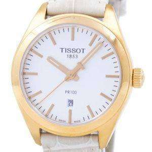 Tissot T-Classic PR 100 Quartz T101.210.36.031.00 T1012103603100 Women's Watch