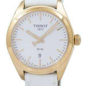 Tissot T-Classic PR 100 Lady Quartz T101.210.36.031.01 T1012103603101 Women's Watch