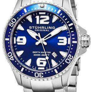 Stuhrling Original Regatta 200M Quartz 842.01 Men's Watch