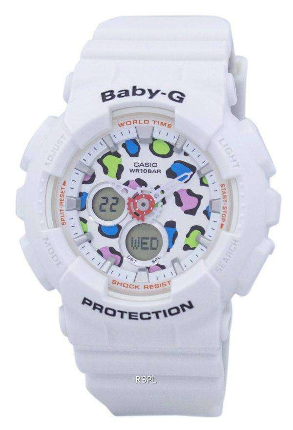Casio Baby-G Analog Digital BA-120LP-7A1 Womens Watch