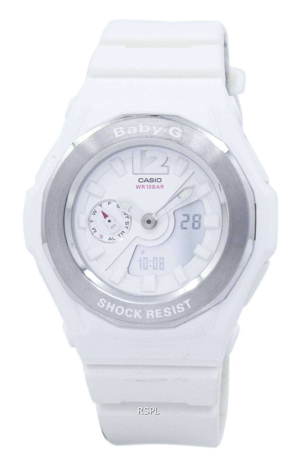 Casio Baby-G BGA-140-7B Womens Watch